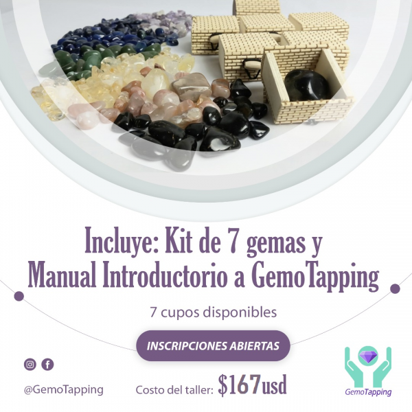 Kit GemoTapping y Manual